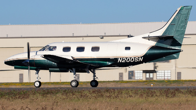 N200SN - Swearingen SA226-T Merlin IIIB - Private