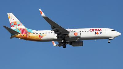 UR-UTR - Boeing 737-8Q8 - Azur Air Ukraine