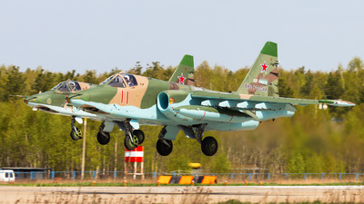 RF-91970 - Sukhoi Su-25SM Frogfoot - Russia - Air Force