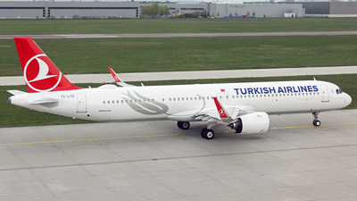 TC-LTD - Airbus A321-271NX - Turkish Airlines