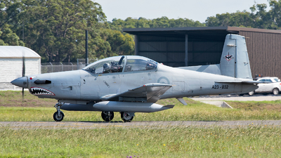 A23-032 - Pilatus PC-9A - Australia - Royal Australian Air Force (RAAF)