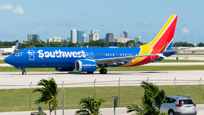 N8816Q - Boeing 737-8 MAX - Southwest Airlines