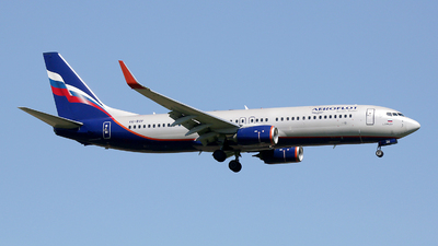 A picture of VQBVP - Boeing 7378LJ - Aeroflot - © Stefan Mayer