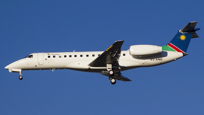 A picture of V5ANG - Embraer ERJ135ER - [145335] - © Wesley Moolman