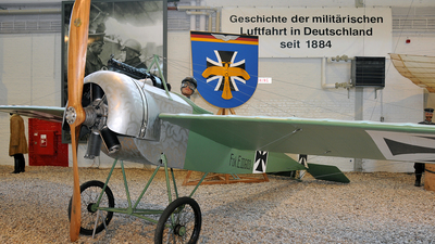 603-15 - Fokker E.III - Germany - Air Force