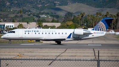 N941SW - Bombardier CRJ-200ER - United Express (SkyWest Airlines)