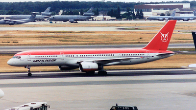 OY-GRL - Boeing 757-236 - Greenlandair