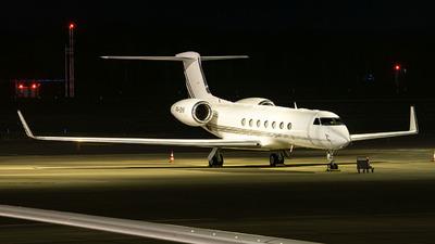 P4-GVV - Gulfstream G550 - Private