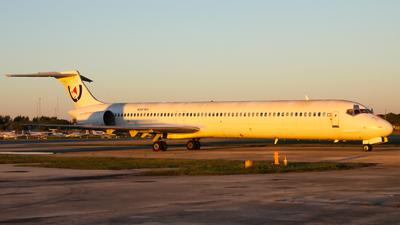N597SH - McDonnell Douglas MD-83 - Medallion Air