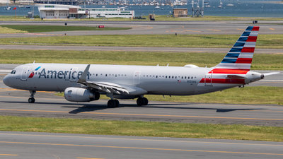 N128AN - Airbus A321-231 - American Airlines