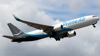 N367AZ - Boeing 767-319(ER)(BDSF) - Amazon Prime Air (Air Transport International)