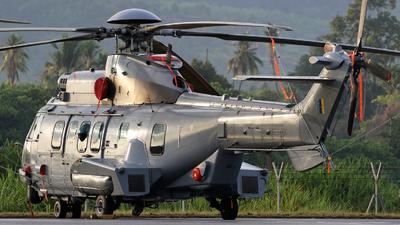 M55-01 - Eurocopter EC 725AP Caracal - Malaysia - Air Force