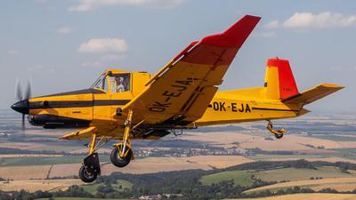 OK-EJA - Zlin Z-137T Agro Turbo - Private