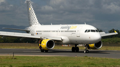 EC-JVE - Airbus A319-111 - Vueling Airlines