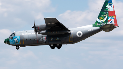 4178 - Lockheed C-130E Hercules - Pakistan - Air Force
