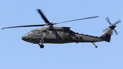 10-20346 - Sikorsky UH-60M Blackhawk - United States - US Army