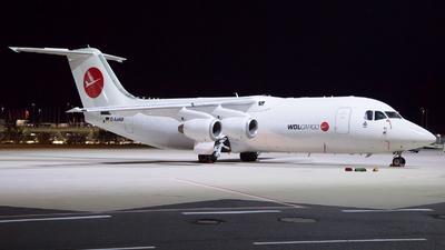 D-AJAM - British Aerospace BAe 146-300(QT) - WDL Aviation