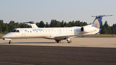 N11199 - Embraer ERJ-145XR - United Express (Commutair)
