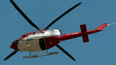 VT-GVB - Bell 412EP - Global Vectra Helicorp