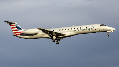 N606AE - Embraer ERJ-145LR - American Eagle (Trans States Airlines)