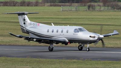 OH-EKB - Pilatus PC-12/47E - Kitzbühel Airways