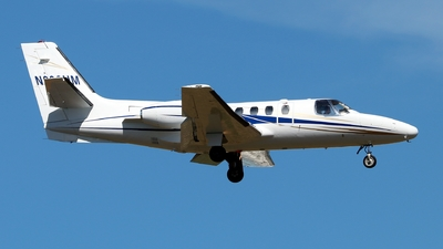 A picture of N202HM - Cessna 500 Citation I - [5000260] - © Timothy Brandt