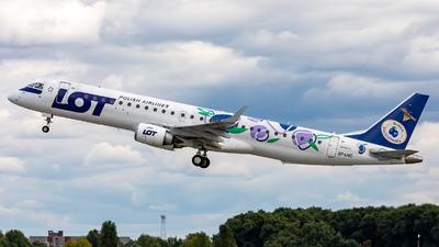 SP-LNC - Embraer 190-200IGW - LOT Polish Airlines