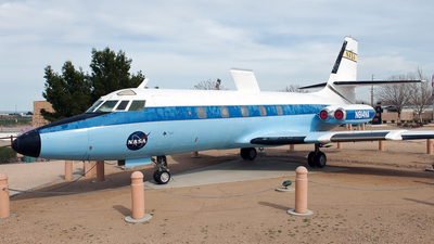 N814NA - Lockheed VC-140B Jetstar - United States - National Aeronautics and Space Administration (NASA)