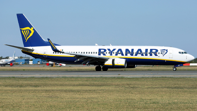 A picture of EIDPC - Boeing 7378AS - Ryanair - © Marin Ghe.