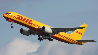 G-BIKP - Boeing 757-236(SF) - DHL Air