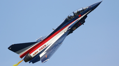 12 - Chengdu J10A - China - Air Force
