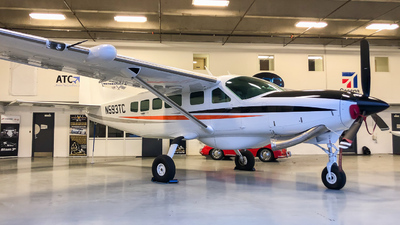 N593TC - Cessna 208 Caravan - Private