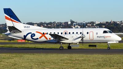 VH-ZLR - Saab 340B - Regional Express (REX)
