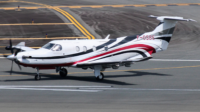 A picture of FOSBE - Pilatus PC12/47E - [1763] - © Giovanni Segarra Ortiz