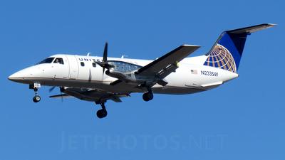 N233SW - Embraer EMB-120ER Brasília - United Express (SkyWest Airlines)