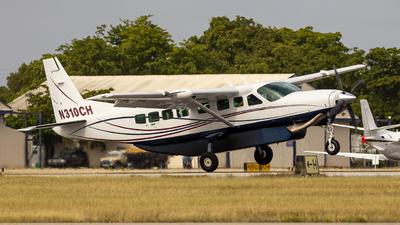 N310CH - Cessna 208B Grand Caravan - Private
