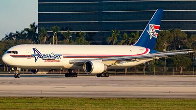 N396CM - Boeing 767-323(ER)(BDSF) - Amerijet International