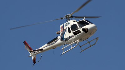 N23HS - Airbus Helicopters H125 - Private