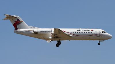 P2-ANS - Fokker 70 - Air Niugini