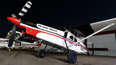 N80LH - Pilatus PC-6/B2-H2 Turbo Porter - Skydive Arizona