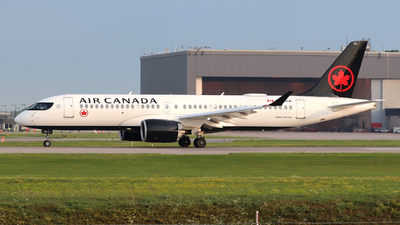 A picture of CGJXW - Airbus A220300 - Air Canada - © Guy Langlois