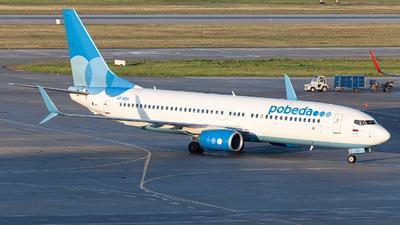 A picture of VPBQH - Boeing 7378MC - Pobeda - © Marianna Rychkovskaia