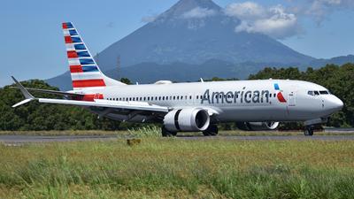 N308RD - Boeing 737-8 MAX - American Airlines