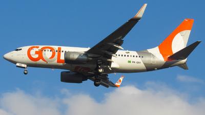 PR-GEK - Boeing 737-76N - GOL Linhas Aereas