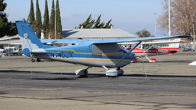 N7463X - Cessna 172B Skyhawk - Private