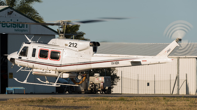 VH-NBN - Bell 212 - Fleet Helicopters