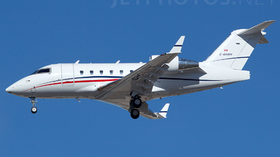 C-GAWH - Bombardier CL-600-2B16 Challenger 604 - Private