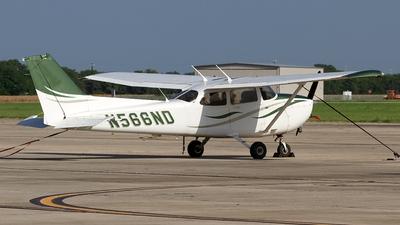 N566ND - Cessna 172S Skyhawk - Private