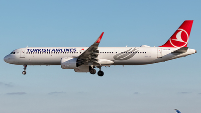 A picture of TCLTB - Airbus A321271NX - Turkish Airlines - © Rui Sequeira