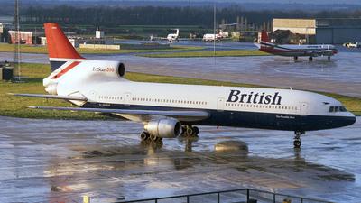 G-BHBM - Lockheed L-1011-200 Tristar - British Airways